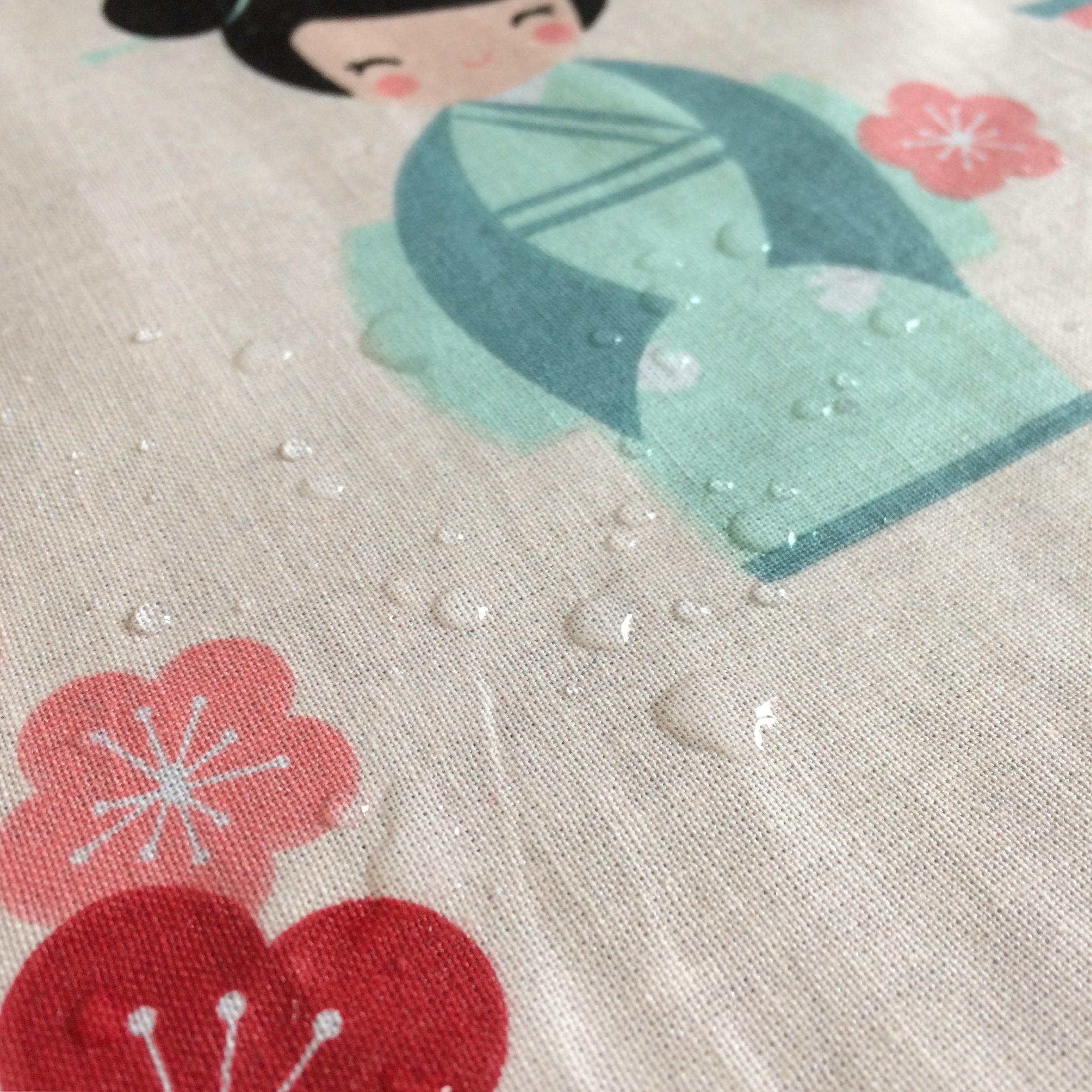 Imperméabiliser un tissu