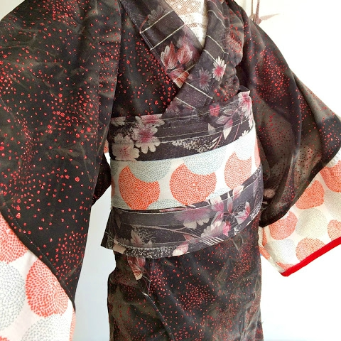 Tuto couture ★ déguisement kimono